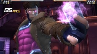 Gambit Unboxing and Duel vs. Magneto | Marvel Contest of Champions