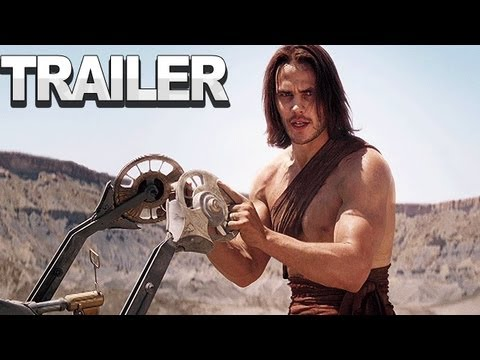 John Carter - Kicker of Martian Ass Trailer