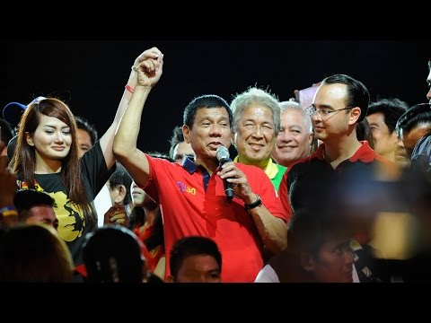 'Trump Of The East' Becomes The Philippines' New President