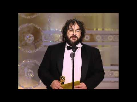 The Hobbit's Director Peter Jackson Wins For Best Director - Golden Globes 2004