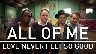 All of Me / Love Never Felt So Good (Cover) - Royal Tailor
