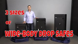 Wide Body DS3020 Drop Safe for Small Business,