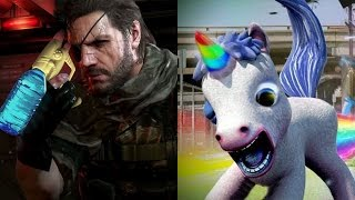 10 Most Ridiculous Weapons In Gaming