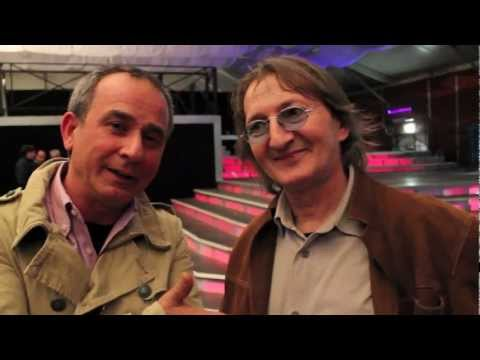Intervista a Joe Amoruso – Evento Aniello Misto – Casa della Musica (Palapartenope) – 12/04/2012