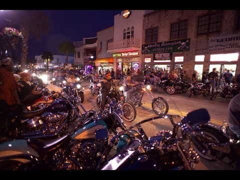 2014 Daytona Bike Week LIVE STREAMING VIDEO - Monday, March 10th