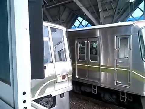 SMRT 7호선 (5678ソウル都市鉄道7号線7000系) 도봉산역