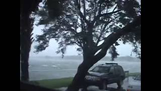 Hurricane Wilma 2005 Florida Raw Footage