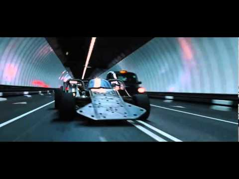 Fast And Furious 6 Mersey Tunnel Chase video