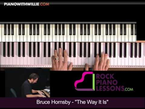 Introduction- Bruce Hornsby - The Way It Is - YouTube Hornsby Way It Is Piano Youtube