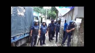 Attack at Sholakia Eidgah 07 07 2016  Kishoreganj