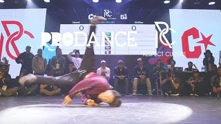 Finał 1vs1 na RESPECT CULTURE 2016: Issei vs Differ