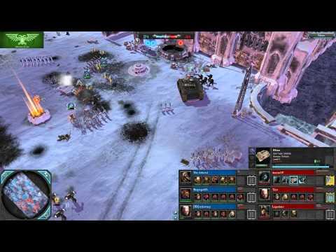 Dawn of War II: Retribution - Admiral, Reapergod, syderwarp vs. damien, Thor, Legendmir
