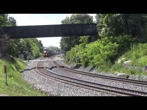 Csx Q398-09 passing through shen