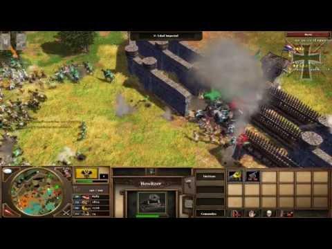 Age of Empires III: Asian Dynasties - 5ª Partida Multijugador - Pablo y Fede