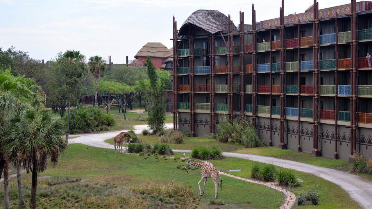 Studio Animation Disney Disney's Animal Kingdom Lodge