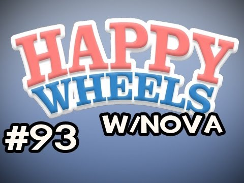 Happy Wheels w/Nova Ep.93 - Ride The Sexy Mechanical Bull Music Videos