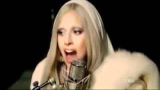 Watch Lady Gaga White Christmas video
