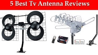 5 Best Tv Antenna Reviews in 2019? Best Tv Antenna