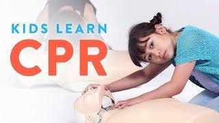 Kids Learn CPR   Kids Learn   HiHo Kids
