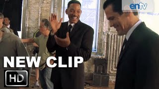 Men In Black 3 Official Featurette [HD]: On Set With Will Smith, Josh Brolin & More