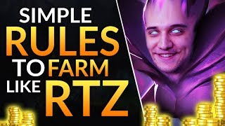 How Arteezy is ALWAYS TOP on GOLD: BEST CARRY Tips to FARM like a PRO | Dota 2 Spectre Guide