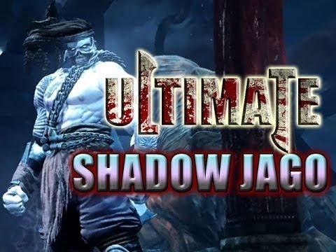 SHADOW JAGO - Ultimate Combo (No Mercy) & Full Final Boss Battle