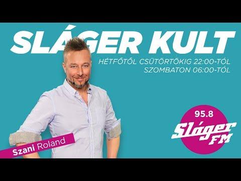Sláger Kult - Csík János