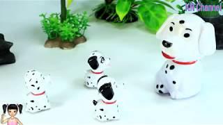 Thơ Nguyễn - Búp bê mimi và đàn chó đóm