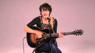 Anais Mitchell performs