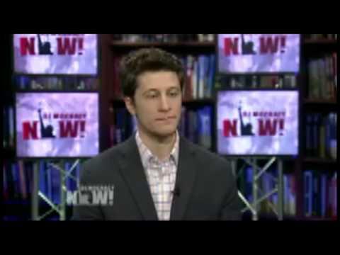 David Pakman on Democracy Now! KS Shooting Suspect Glenn Miller