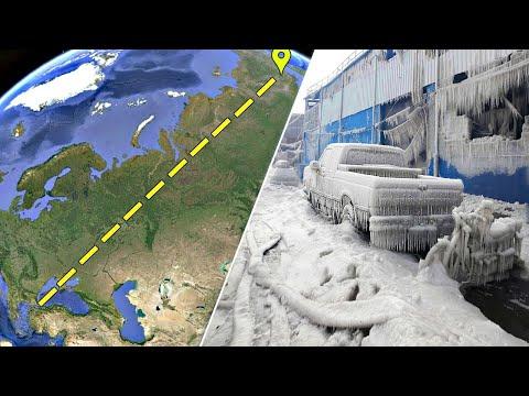 DÜNYANIN EN SOĞUK ŞEHRİNDE YAŞAMAK -71° (Hızlı Bir Yolculuk: Bölüm 1)