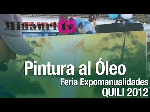 DIY - Pintura al Óleo - [ Oil Painting technique ]