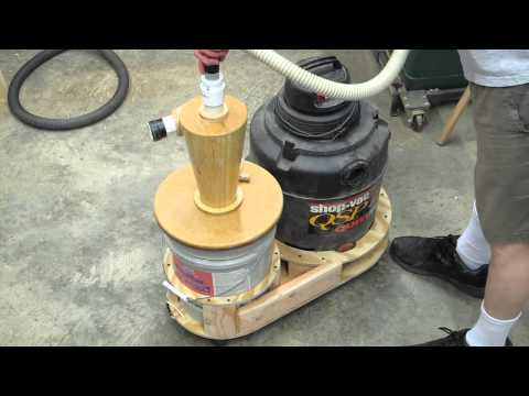 Shop Vac 5 Gallon Cyclone Separator Part 4