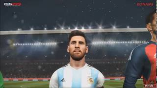 PES 2019 Official Gameplay