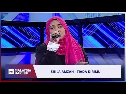 Download Shila Amzah - Tiada Dirimu | MHI 9 Julai 2019 Mp4 baru