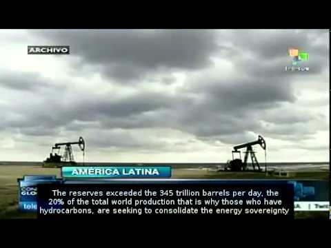 Latin America emerges as a world oil power