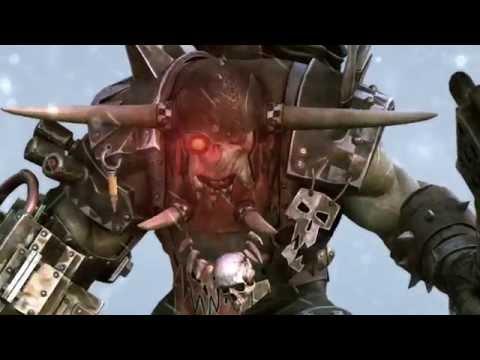 Warhammer 40,000: Regicide trailer