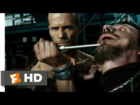 Transporter 3 (2/10) Movie CLIP - Garage Royale (2008) HD