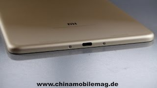 Xiaomi Mi Pad 3 Test Deutsch