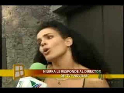 Entrevista caliente a Niurka Marcos vs Revista Video