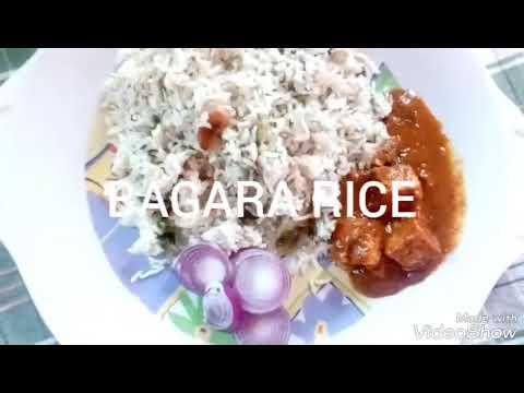 BAGARA RICE  //  simple & easy BAGARA RICE