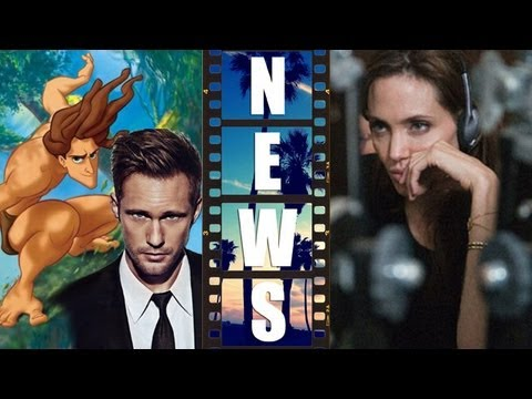 Alexander Skarsgard is Tarzan, Angelina Jolie directs Unbroken - Beyond The Trailer