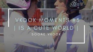Vkook is a cute world ❤️