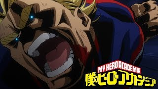 All Might's Limit | My Hero Academia