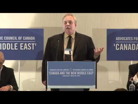 Panel II - Canadian National Security and the New Middle East