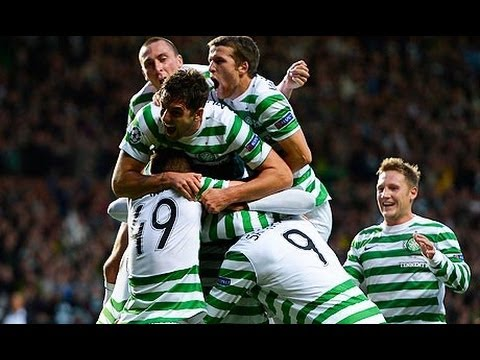 Celtic FC CL 2012/13 - When A Dream Becomes Reality