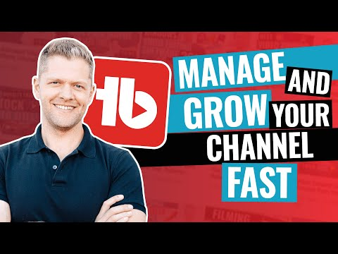 Best YouTube Tool: YouTube Software to Manage and Grow Your Channel FAST!