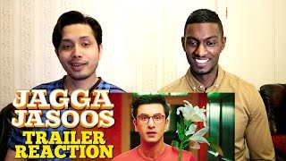 Jagga Jasoos Trailer Reaction & Review | Ranbir Kapoor | PESH Entertainment
