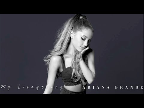Ariana Grande 'Best Mistake' ft. Big Sean (FIRST LISTEN)