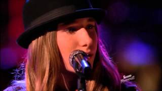 Sawyer Fredericks - 6 songs on the Voice.